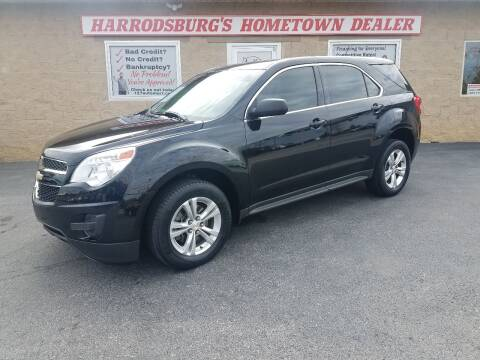 2015 Chevrolet Equinox for sale at Auto Martt, LLC in Harrodsburg KY