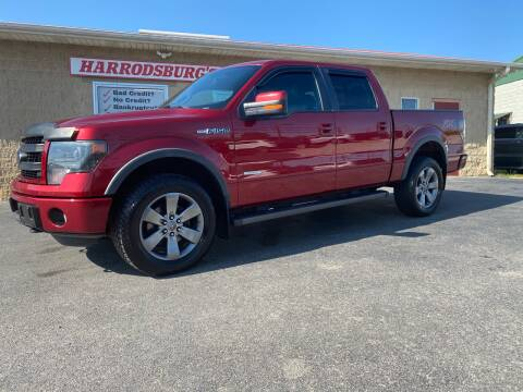 2013 Ford F-150 for sale at Auto Martt, LLC in Harrodsburg KY