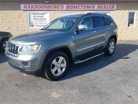 2013 Jeep Grand Cherokee for sale at Auto Martt, LLC in Harrodsburg KY