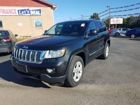 2012 Jeep Grand Cherokee for sale at Auto Martt, LLC in Harrodsburg KY