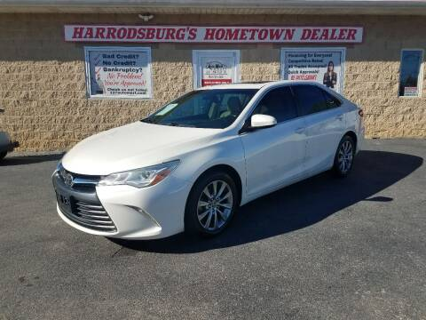 2015 Toyota Camry for sale at Auto Martt, LLC in Harrodsburg KY