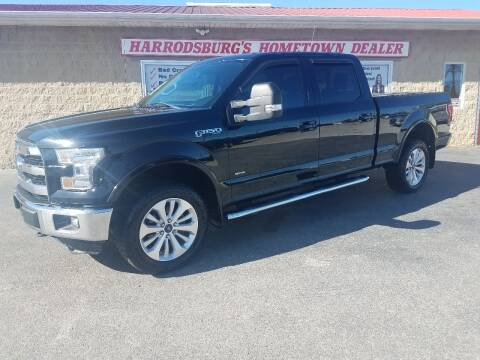 2016 Ford F-150 for sale at Auto Martt, LLC in Harrodsburg KY