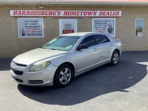 2008 Chevrolet Malibu for sale at Auto Martt, LLC in Harrodsburg KY