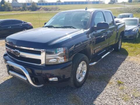 2008 Chevrolet Silverado 1500 for sale at Auto Martt, LLC in Harrodsburg KY