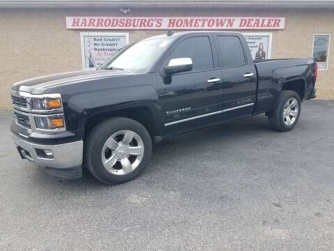 2014 Chevrolet Silverado 1500 for sale at Auto Martt, LLC in Harrodsburg KY