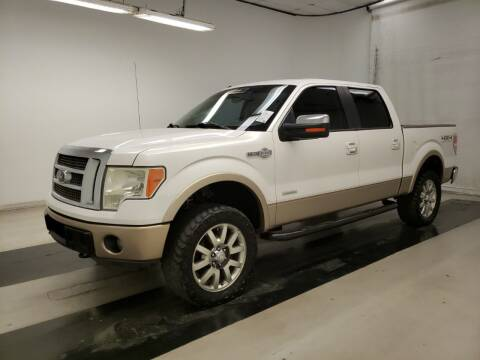 2011 Ford F-150 for sale at Auto Martt, LLC in Harrodsburg KY