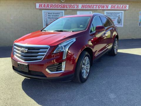 2017 Cadillac XT5 for sale at Auto Martt, LLC in Harrodsburg KY