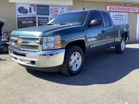 2013 Chevrolet Silverado 1500 for sale at Auto Martt, LLC in Harrodsburg KY