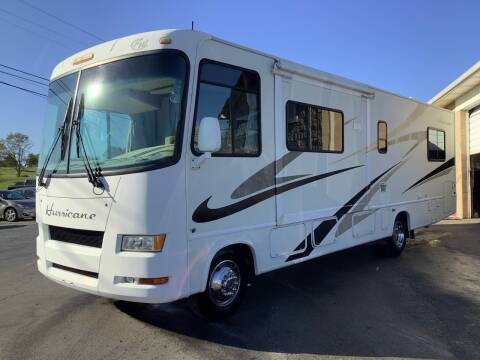 2007 Thor Industries HURRICANE 31D for sale at Auto Martt, LLC in Harrodsburg KY