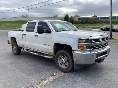 2015 Chevrolet Silverado 2500HD for sale at Auto Martt, LLC in Harrodsburg KY