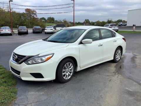 2018 Nissan Altima for sale at Auto Martt, LLC in Harrodsburg KY
