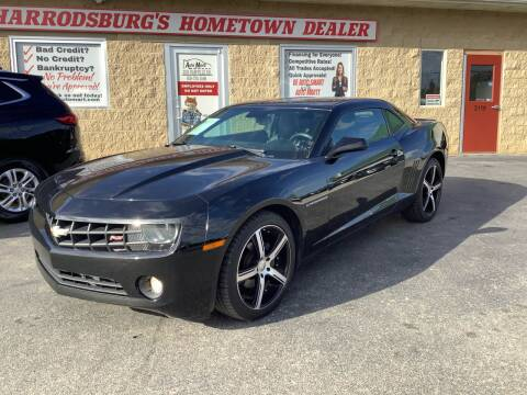 2010 Chevrolet Camaro for sale at Auto Martt, LLC in Harrodsburg KY