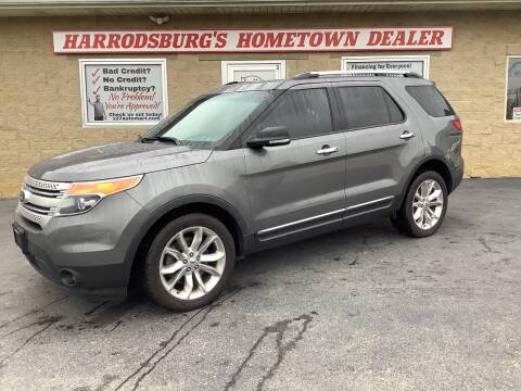 2014 Ford Explorer for sale at Auto Martt, LLC in Harrodsburg KY