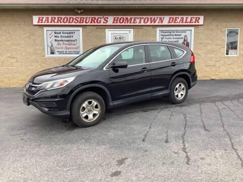 2015 Honda CR-V for sale at Auto Martt, LLC in Harrodsburg KY