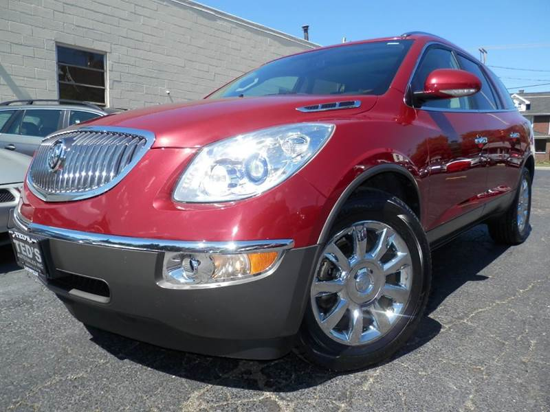 buick is increase the for it enclave exterior price worth