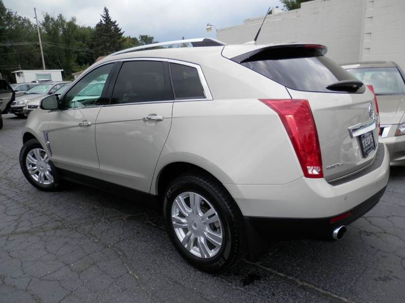 2011 cadillac srx luxury collection awd 4dr suv in louisville oh ted 39 s auto sales. Black Bedroom Furniture Sets. Home Design Ideas