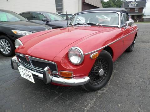 1970 MG ROADSTER for sale in Louisville, OH