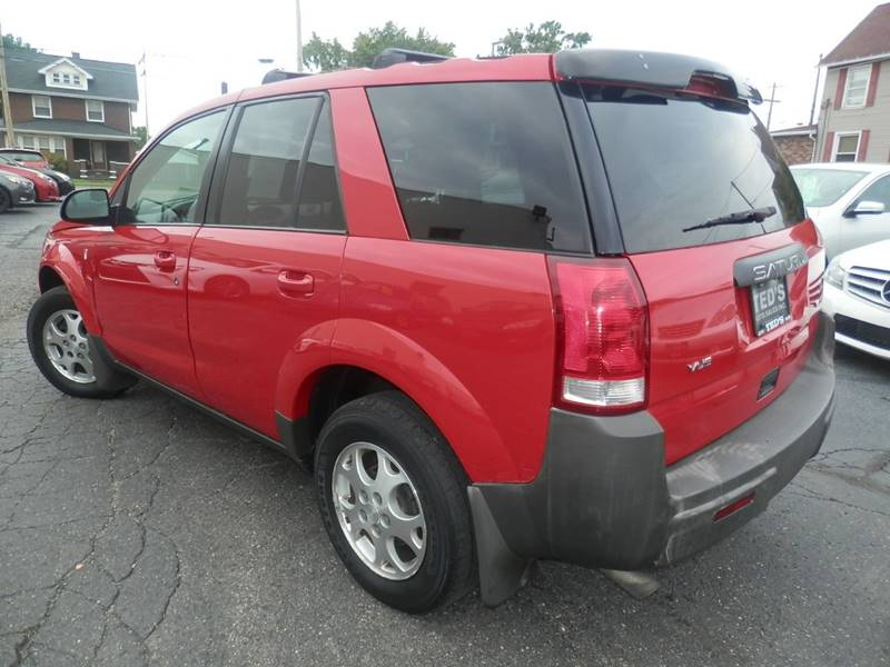 2004 saturn vue fwd 4dr suv v6 in louisville oh ted 39 s auto sales. Black Bedroom Furniture Sets. Home Design Ideas