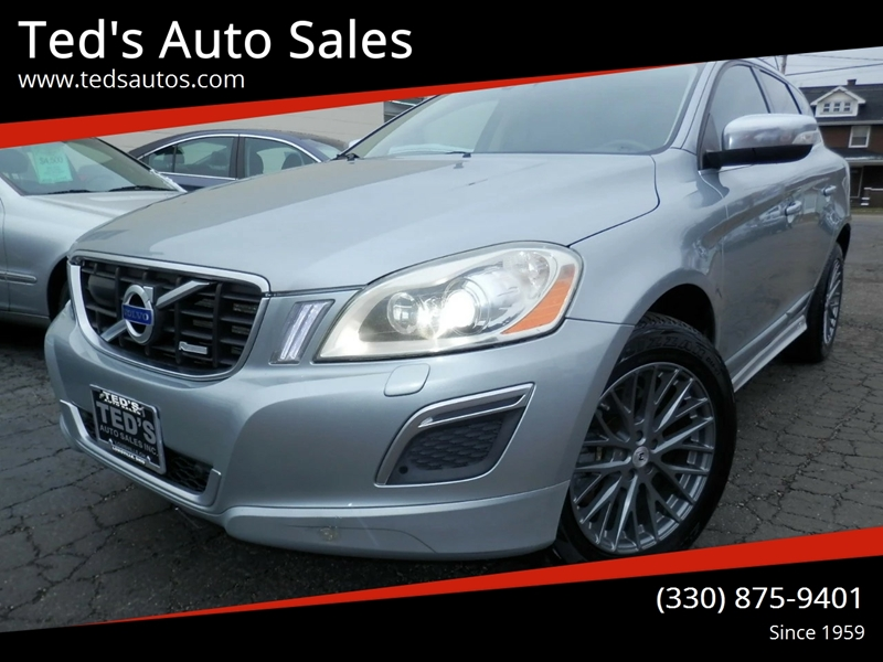 2010 volvo xc60 awd t6 4dr suv in louisville oh ted 39 s auto sales. Black Bedroom Furniture Sets. Home Design Ideas