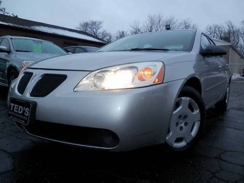 2007 Pontiac G6 for sale in Louisville, OH