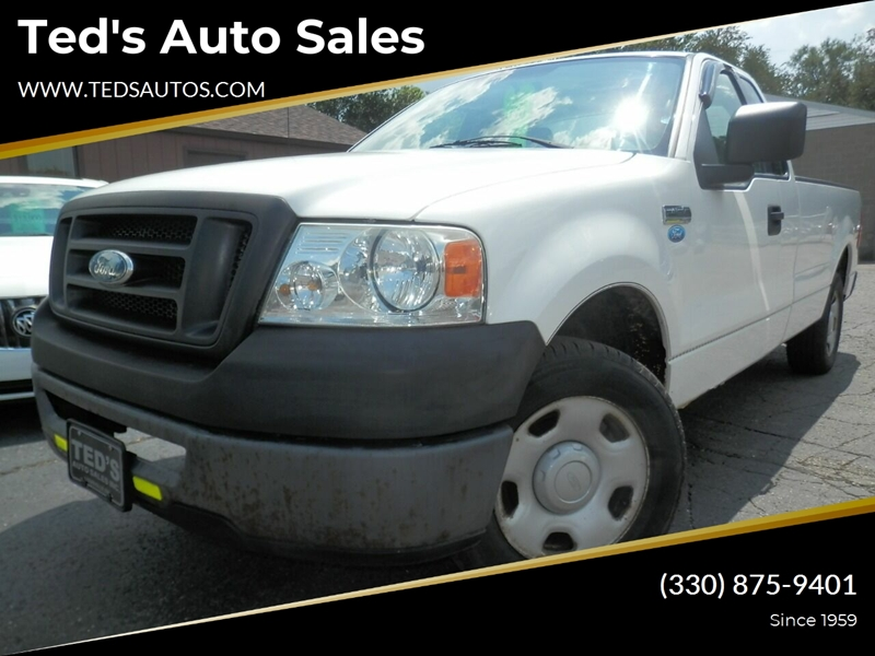 Ted's Auto Sales - Used Cars - Louisville OH Dealer