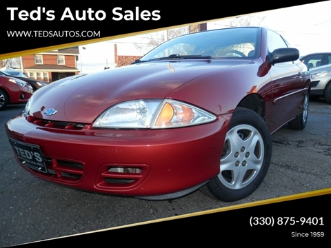 2000 Chevrolet Cavalier for sale in Louisville, OH
