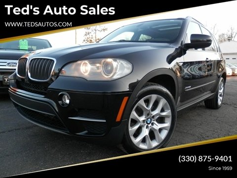 2011 BMW X5 for sale at Ted's Auto Sales in Louisville OH