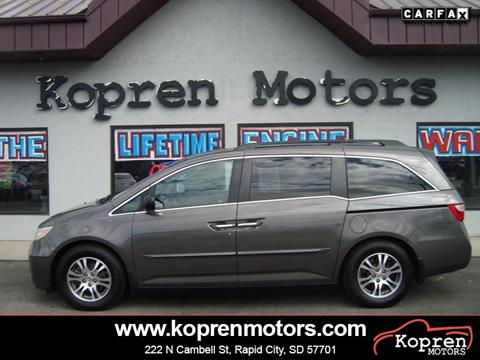 2012 Honda Odyssey for sale in Rapid City, SD