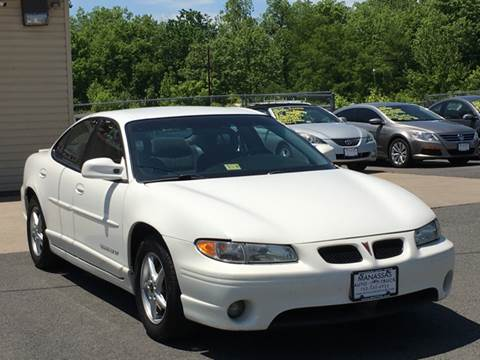 2003 Pontiac Grand Prix for sale in Manassas, VA