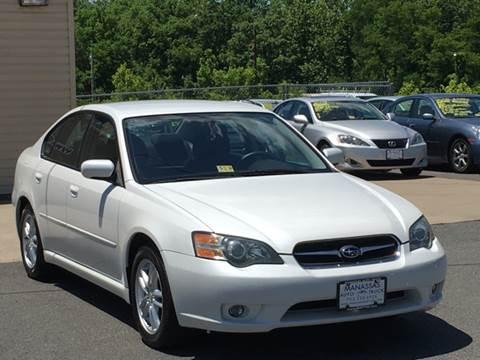 2005 Subaru Legacy for sale in Manassas, VA