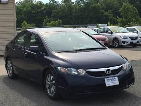 2010 Honda Civic for sale in Manassas, VA
