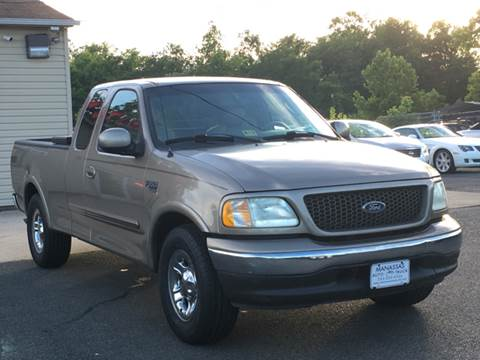2002 Ford F-150 for sale in Manassas, VA