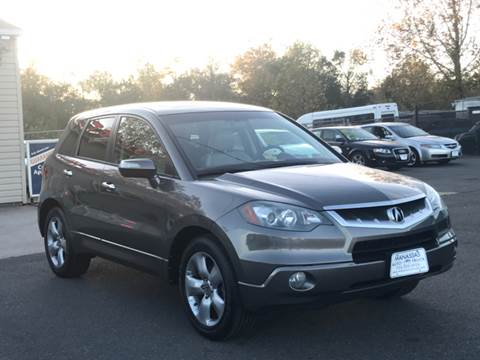 2008 Acura RDX for sale in Manassas, VA