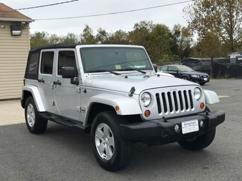 2007 Jeep Wrangler Unlimited for sale in Manassas, VA
