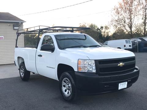 2007 Chevrolet Silverado 1500 Classic for sale in Manassas, VA