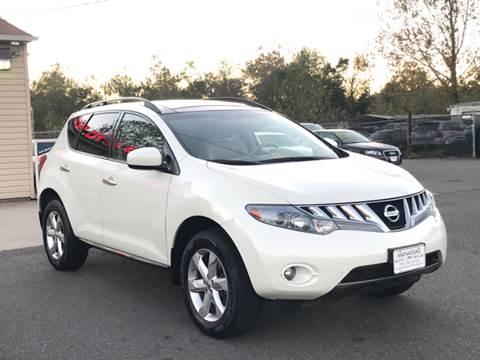 2010 Nissan Murano for sale in Manassas, VA