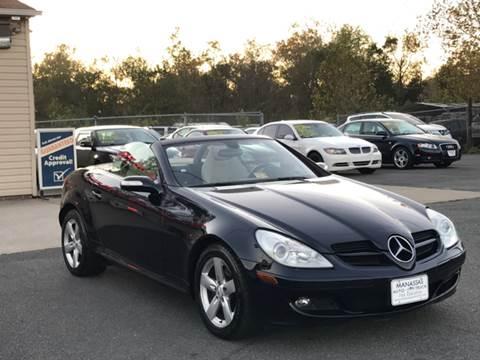 2006 Mercedes-Benz SLK for sale in Manassas, VA