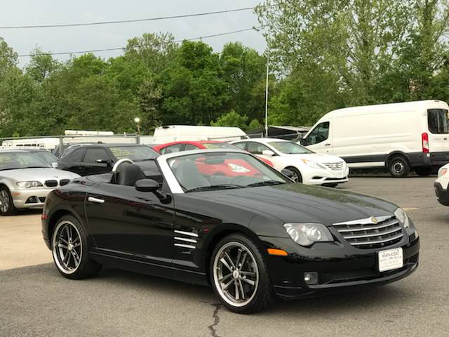 for chrysler crossfire sale convertible italy c used cars