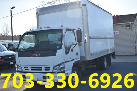 2007 GMC W4500 for sale in Manassas, VA