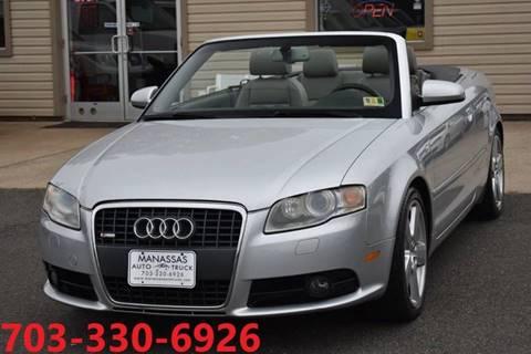 2009 Audi A4 for sale in Manassas, VA
