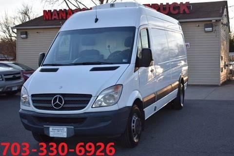 Mercedes Benz Sprinter Cargo For Sale In Manassas Va Manassas
