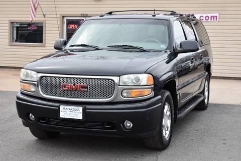 2003 GMC Yukon XL for sale in Manassas, VA