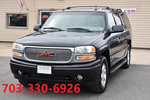 2003 GMC Yukon XL for sale in Manassas, VA