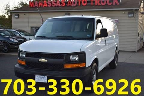 2014 Chevrolet Express Cargo for sale in Manassas, VA