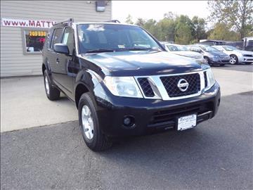2008 Nissan Pathfinder for sale in Manassas, VA