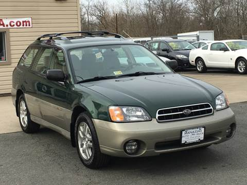 2001 Subaru Outback for sale in Manassas, VA