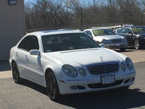 2005 Mercedes-Benz E-Class for sale in Manassas, VA