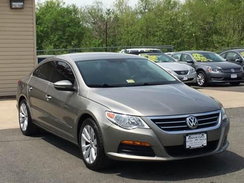 2011 Volkswagen CC for sale in Manassas, VA