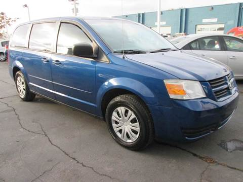 2010 Dodge Grand Caravan for sale at Major Car Inc in Murray UT