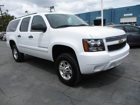 2009 Chevrolet Suburban for sale at Major Car Inc in Murray UT